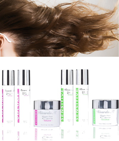 Ricarda M. Cosmetics - MHC - Magic Hair Care
