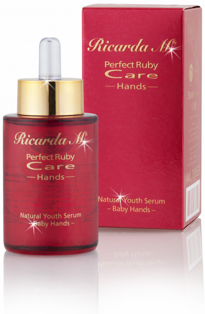 Ricarda M. Cosmetics - Perfect Ruby Care - Hands