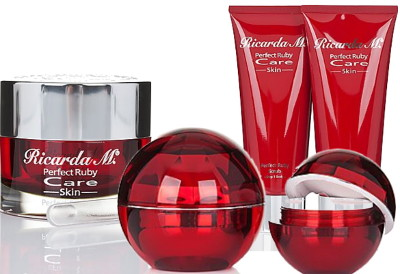 Ricarda M. Cosmetics - Perfect Ruby Care - Skin